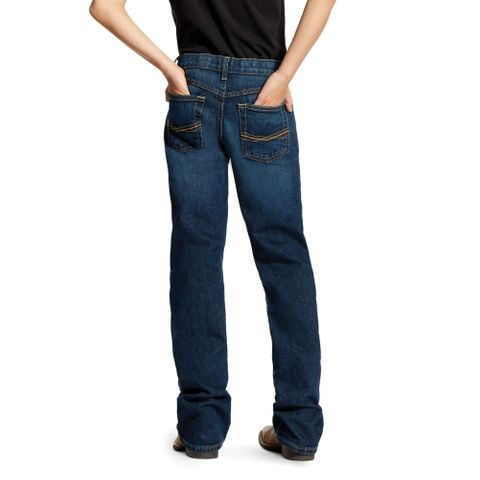 B4 Relaxed Stretch Legacy Boot Cut Jean - 10027675