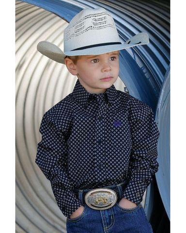 Edgar Toddler L/S Shirt - MTW7061212