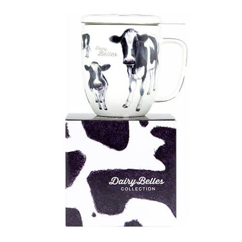 Dairy Belled 3 Piece Infuser - 516522