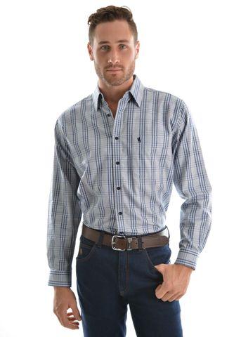 Men's Gregory L/S Shirt - T9S1118014