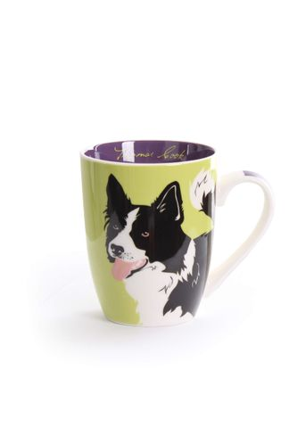 Border Collie Farm Mug - TCP2924MUG159
