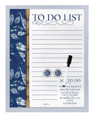 Chippendale To Do List Whiteboard - KMX-0007