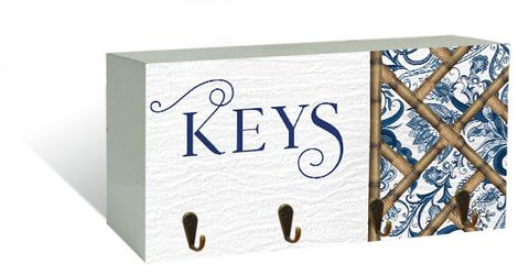 Chippendale Key Hook - KBD-0723