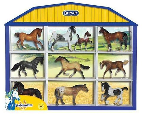 Stablemates Shadow Box - TBS5425