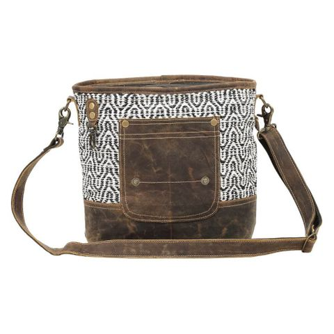 Burnt Sienna Shoulder Bag - S-1543
