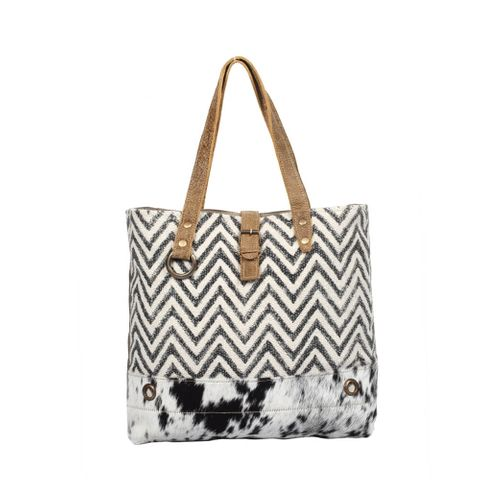 Applique Tote Bag - S-1310