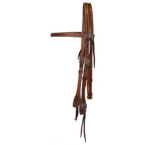 Plain Harness Headstall - FOR20-0022 HA
