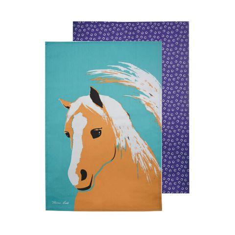 Horse Tea Towel Set - TCP2921096 176