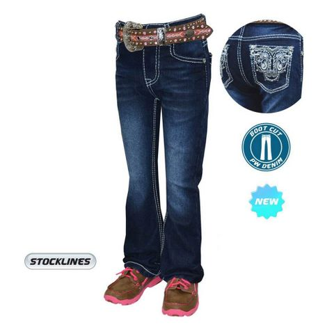 Girl's Haley Bootcut Jean - PCP5201123