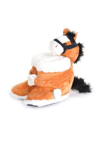 Unisex Fur Pony Slippers - TCP7905SLP