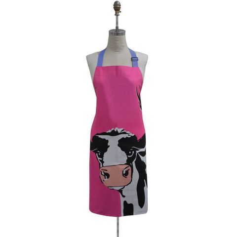 Cleo Cow Apron - TCP2920096 579