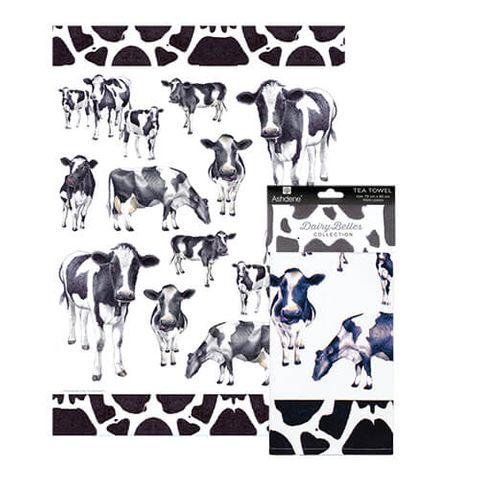 Dairy Belles Tea Towel - 40078