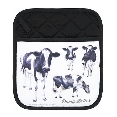 Dairy Bells Pot Holder - 541062