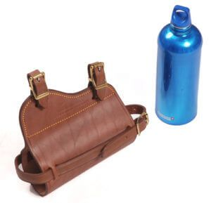 Insulated Water Bottle and Pouch - W2000