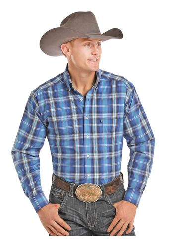 Tuf Cooper L/S Shirt - TCD7220