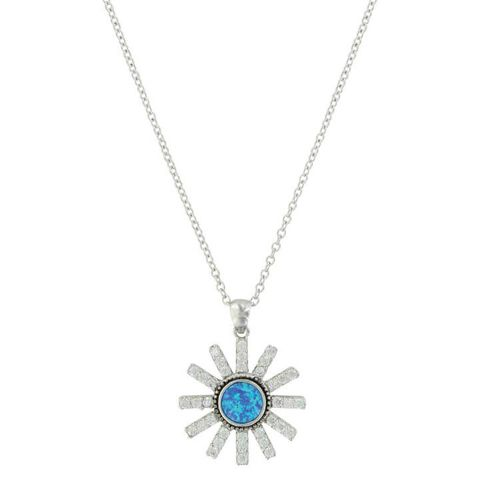 Spurred Brilliance Necklace - NC3973