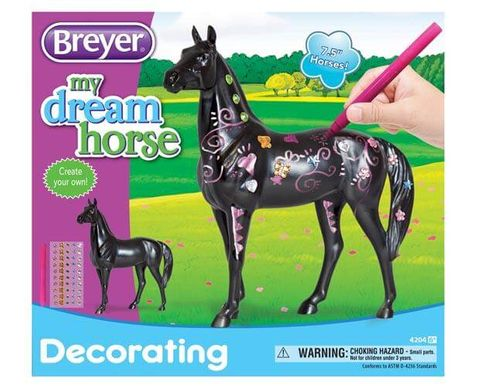 Activity Decorate Your Horse - TBA4204