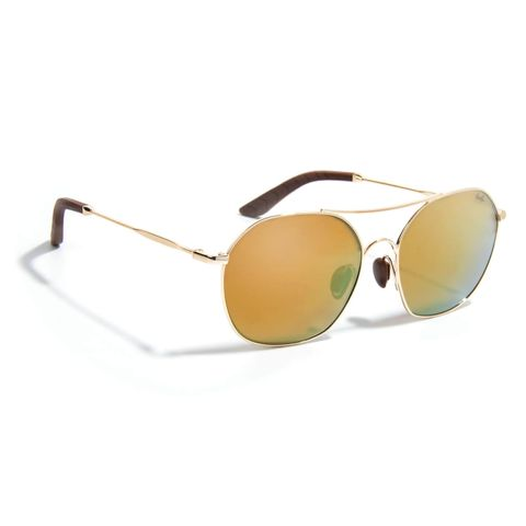 Cadence Gold Sunglasses - GE050