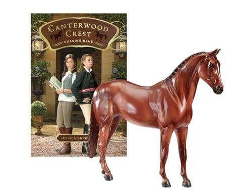 Classics Canterwood Crest Blue - TBC6171