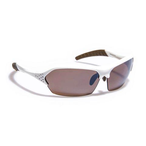 Liberty White Sunglasses - GE012