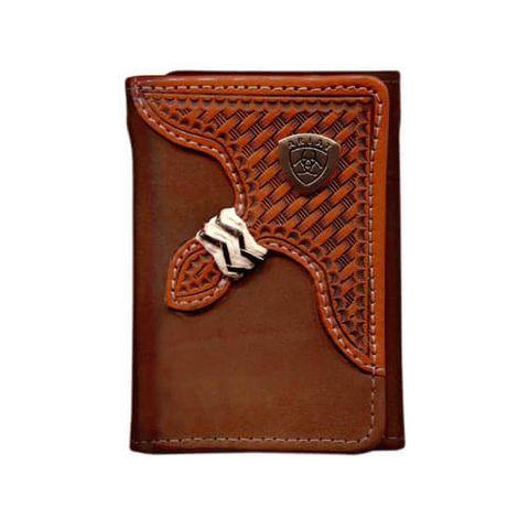 Men's Tri Fold Wallet - WLT3111A