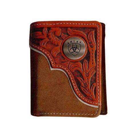 Men's Tri Fold Wallet - WLT3112A