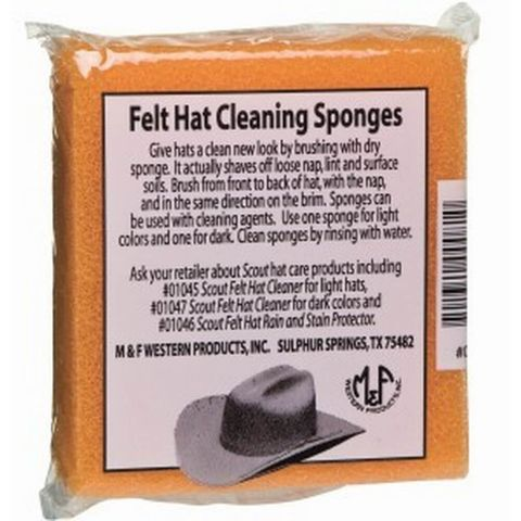 Felt Hat Cleaning Sponge - HAT7400