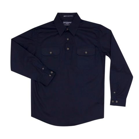Lachlan Workshirt - 30303NVY