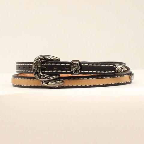 Oval Concho Hatband - 0200701