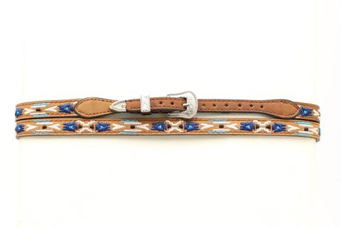 Embroidered Hatband - 0238244