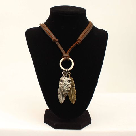 Feather Arrow Necklace - 32138