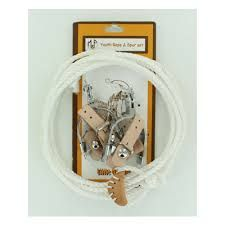 Little Outlaw Rope & Spur Set - 5056848