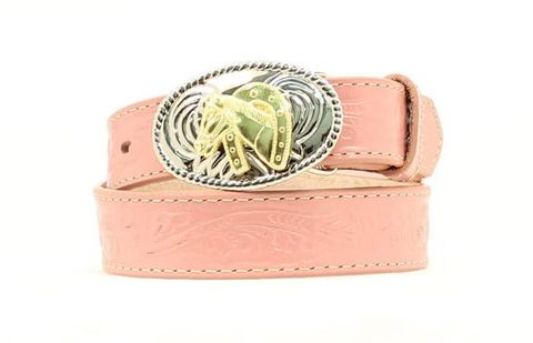 Horseshoe Buckle Belt - N4410530