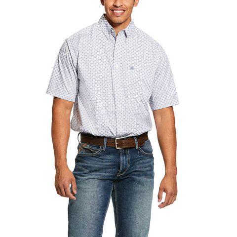 Men's Lucas Print S/S Shirt - 10030626