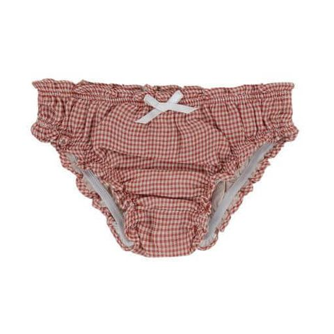 Red Check Knickers - REDKNICKERS