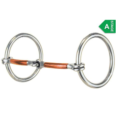 Stage A Traditional Loose Ring Bit - 123
