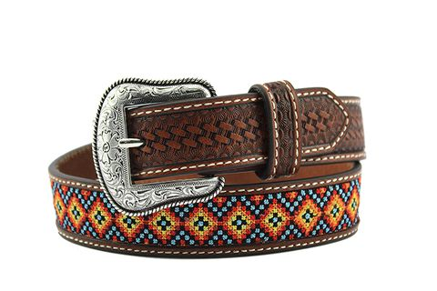 Boy's Beaded Belt - N4436008