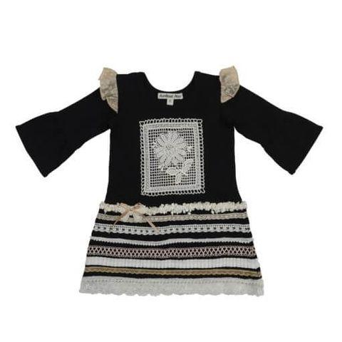 Black Lace Dress - BLKDRESS