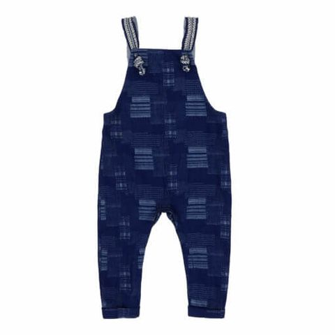 Denim Long Overalls - DENIMOVER