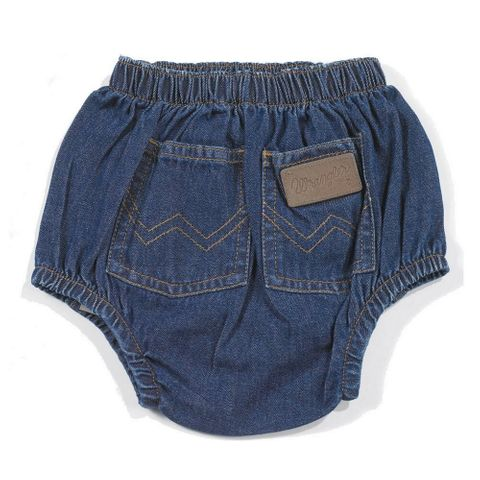 Infant Denim Diaper Cover - 11MWIPW