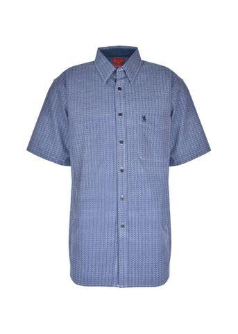 Men's Boundary S/S Shirt - T0S1113014