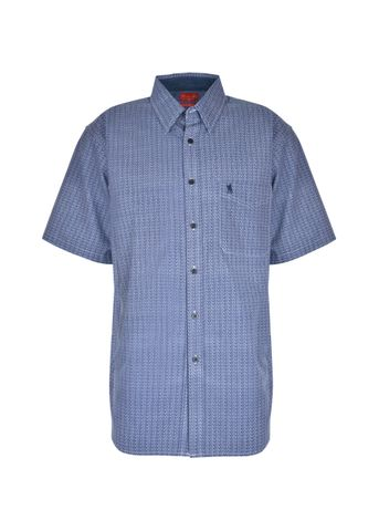 Men's Boundary S/S Shirt - T0S1113014