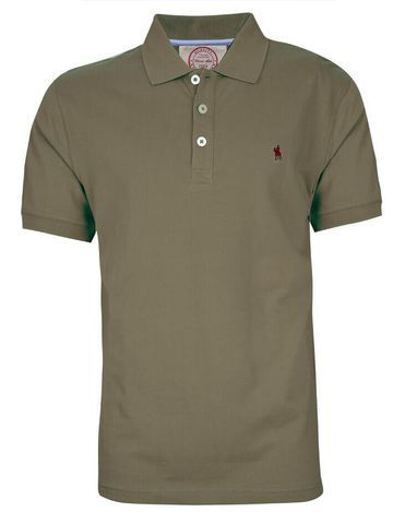 Men's Tailored S/S Polo - TCP1506009557