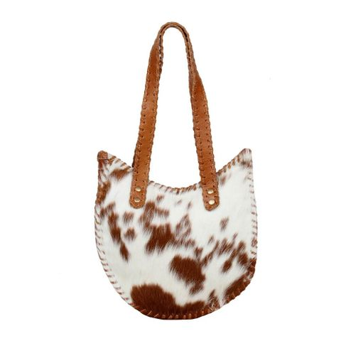 Women's Forever Young Cowhide Bag - S-2536