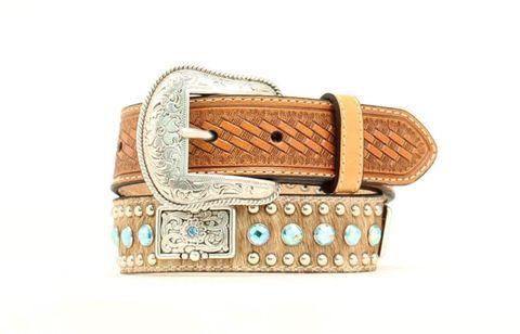 Boy's Cowhide Belt - N4419302