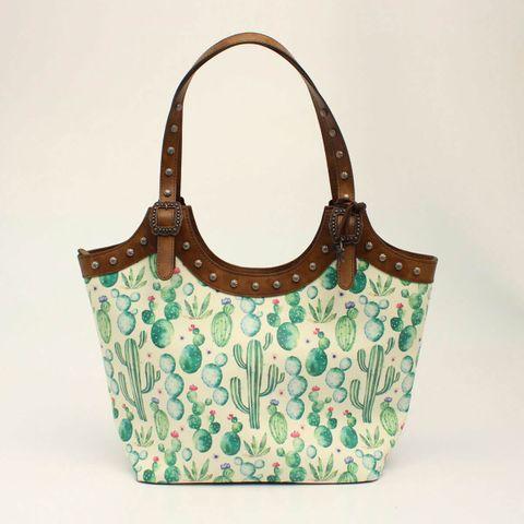 Women's Cactus Tote Bag - D330001502