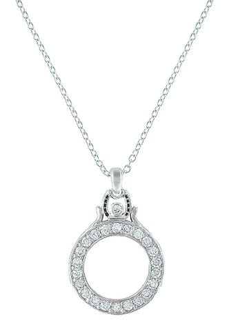 Sitting On Top Of The World Necklace - NC3223