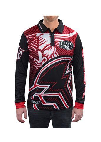 Men's Charging Bull Fishing Shirt - B0S1568014