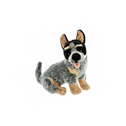 Bluey 22cm Sitting Cattle Dog - 490-22