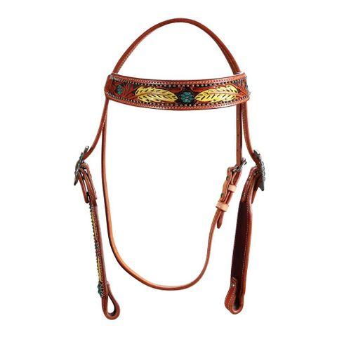 Cheyenne Headstall - FOR20-0072